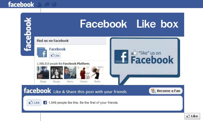 วิธีเพิ่ม-Facebook-Like-box-ลงเว็บไซต์
