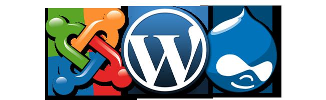 เปรียบเทียบข้อแตกต่างของ-WordPress-Joomla-Drupal