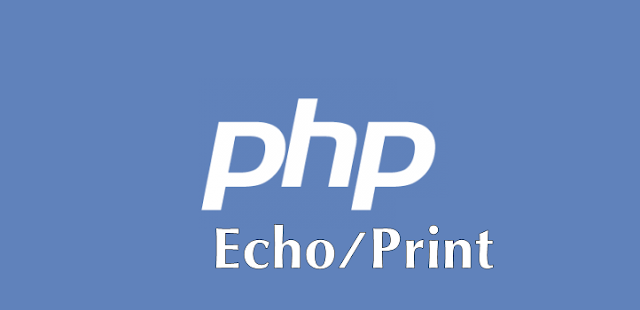 การใช้คำสั่ง-ECHO-และ-PRINT